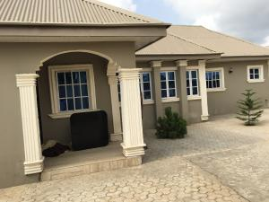 2 bedroom Detached Bungalow House for rent Alaaka in Elebu,after icast  Akala Express Ibadan Oyo
