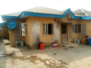 Detached Bungalow House for sale Shagari Estate Ipaja road Ipaja Lagos