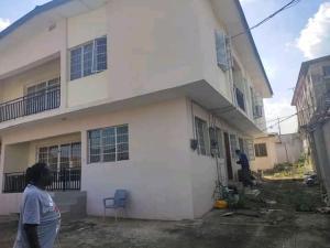 Blocks of Flats House for sale Off oke ira Oke-Ira Ogba Lagos