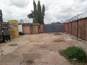 Warehouse Commercial Property for sale mosholashi by meiran Alagbado Abule Egba Lagos