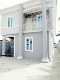 3 bedroom Blocks of Flats House for rent Obawole off Ogba via college road haruna. Ifako-ogba Ogba Lagos