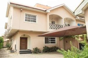 4 bedroom Semi Detached Duplex House for sale G R A Ikeja Ikeja GRA Ikeja Lagos