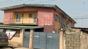 Blocks of Flats House for sale Gbagada church Ifako-gbagada Gbagada Lagos