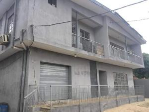 4 bedroom Blocks of Flats House for sale Egbeda Egbeda Alimosho Lagos