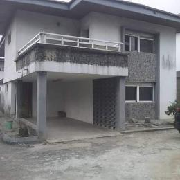Detached Duplex House for sale On Adekunle fajuyi way Ikeja GRA Ikeja Lagos