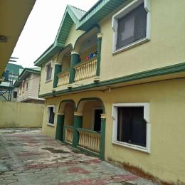 3 bedroom Studio Apartment Flat / Apartment for sale Okota Ago palace Okota Lagos