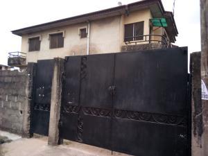 3 bedroom Blocks of Flats House for sale Deleorishab Ago palace Okota Lagos