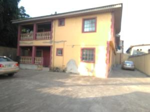 3 bedroom Blocks of Flats House for sale Enoma Street Ago palace Okota Lagos