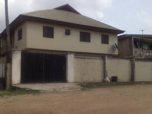 3 bedroom Blocks of Flats House for sale Cement beside ikeja Mangoro Ikeja Lagos