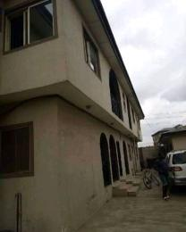 Blocks of Flats House for sale GRA scheme one Estate oko oba Oko oba Agege Lagos