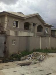 3 bedroom Flat / Apartment for sale ponch Estate Mangoro Ikeja Lagos