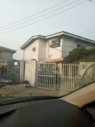 Detached Duplex House for sale On  Adelabu Surulere Lagos