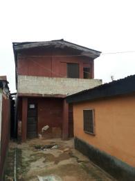 House for sale vulcanizer Akowonjo Alimosho Lagos