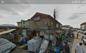 Shop in a Mall Commercial Property for sale Ilasamaja close to apapa Isolo Lagos