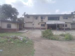 Detached Duplex House for sale Dopemu round about Dopemu Agege Lagos