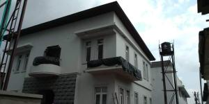 Detached Duplex House for sale - Ogba Bus-stop Ogba Lagos