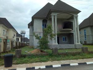 5 bedroom Detached Duplex House for sale Airport road Lugbe Lugbe Abuja