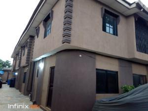 1 bedroom mini flat  Block of Flat for rent Omiata bus stop, Ekoro Abule Egba Abule Egba Lagos