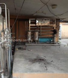 Factory Commercial Property for sale Ojikpata close to the railway Udu Delta
