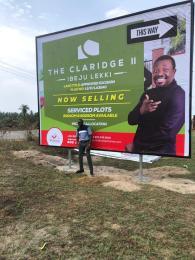 Residential Land Land for sale CLARIDGE Free Trade Zone Ibeju-Lekki Lagos