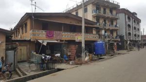 Blocks of Flats House for sale Rasaki  Street Iganmu Orile Lagos