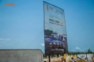 Land for sale Frontier Estate Lakowe Ajah Lagos