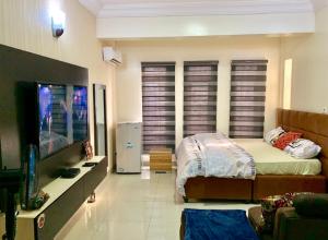 1 bedroom mini flat  Studio Apartment Flat / Apartment for shortlet Oniru Victoria Island Extension Victoria Island Lagos