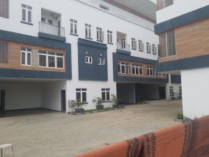 3 bedroom Terraced Duplex House for rent --- Shonibare Estate Maryland Lagos