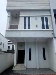 4 bedroom Semi Detached Duplex House for rent --- Lekki Phase 2 Lekki Lagos