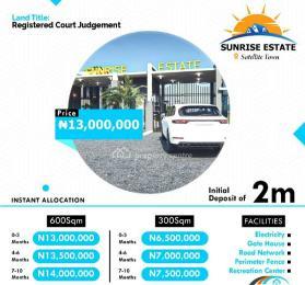 Mixed   Use Land Land for sale Satellite Town Festac Amuwo Odofin Lagos