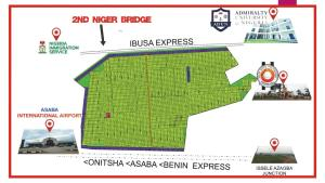 Land for sale Asaba Delta