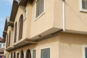 3 bedroom Blocks of Flats House for sale Canal Estate.  Ago palace Okota Lagos