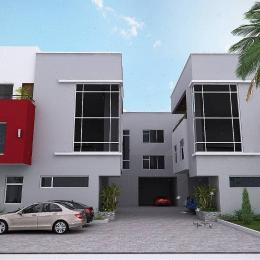 4 bedroom Terraced Duplex House for sale Jomary Estate Lekki Phase 1 Lekki Lagos