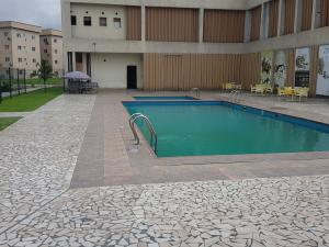 2 bedroom Mini flat Flat / Apartment for rent Golf estate off peter odili road, trans Amadi. B16 first floor Trans Amadi Port Harcourt Rivers