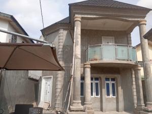 4 bedroom Detached Duplex House for rent ipaja road Ipaja Lagos