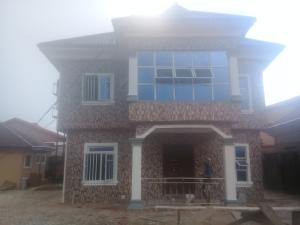 4 bedroom Detached Duplex House for rent Edo street, Airport road  Oredo Edo