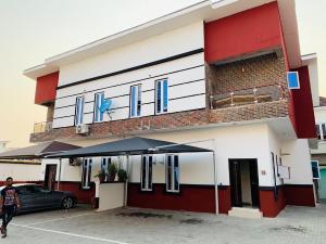 4 bedroom Semi Detached Duplex House for rent Lafiaji  Lekki Lagos - 8