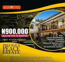 Mixed   Use Land Land for sale Beside caleb university Imota, Maya Ikorodu Lagos
