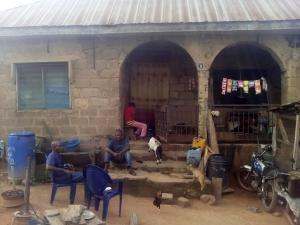 House for sale @ laniba zone1,road 1 Ajibode Ibadan Oyo