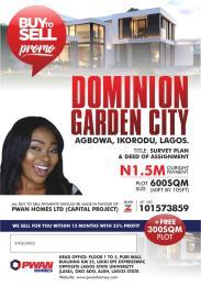 Residential Land Land for sale Agbowa, Ikorodu, Lagos. Ikorodu Ikorodu Lagos