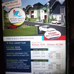 Mixed   Use Land Land for sale Centerary City Enugu lifestyle & Golf City Enugu Enugu