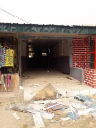 Shop Commercial Property for rent kingdom hall Abijo Ajah Lagos