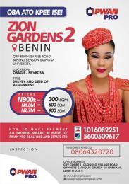 Mixed   Use Land Land for sale Obagie-Nevbosa Benin Central Edo
