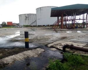 Tank Farm Commercial Property for sale Oghara / koko Sapele Delta