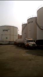 Tank Farm Commercial Property for sale Creek road Tin Can Apapa Lagos