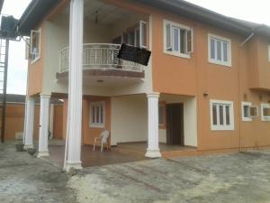 4 bedroom Detached Duplex House for rent Iboloji Estate Obia-Akpor Port Harcourt Rivers