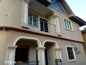 2 bedroom Block of Flat for rent Raboil bus stop, Meiran Alagbado Abule Egba Lagos