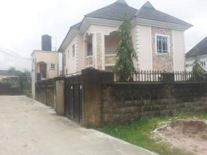 4 bedroom Detached Duplex House for sale Alhaji Estate ,Rumuodumaya,PH Rupkpokwu Port Harcourt Rivers