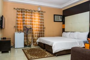 1 bedroom mini flat  Studio Apartment Flat / Apartment for shortlet Off Emmanuel Keshi Magodo GRA Phase 2 Kosofe/Ikosi Lagos