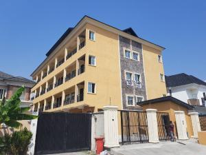 2 bedroom Penthouse Flat / Apartment for rent inside Chevy view Estate off chevron chevron Lekki Lagos